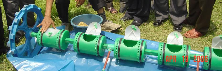 Drum Seeder Technology